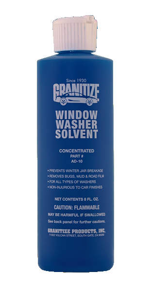 AD10 Window Washer Solvent