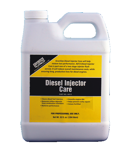 AD13 Diesel Injector Care