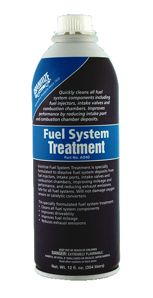 AD40 Fuel System Treatment