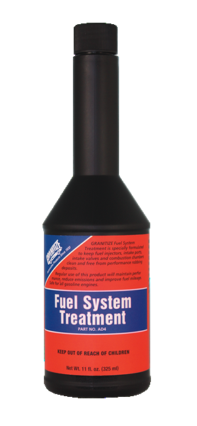 AD4 Fuel System Treatment