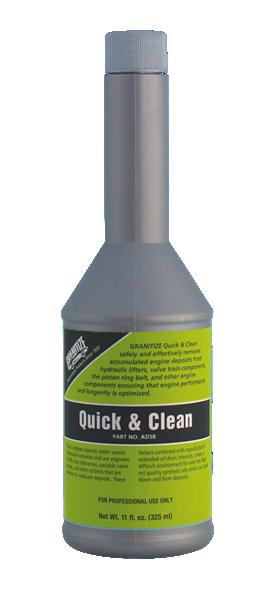 AD58 Quick & Clean