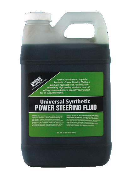 AD74 Universal Synthetic Power Steering Fluid