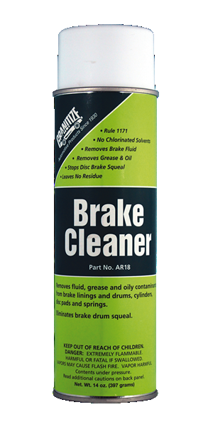 AR18 Brake Cleaner