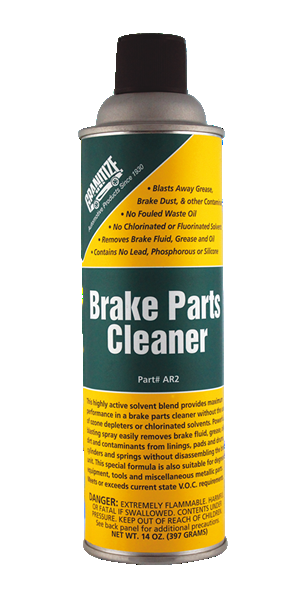 AR2 Brake Parts Cleaner
