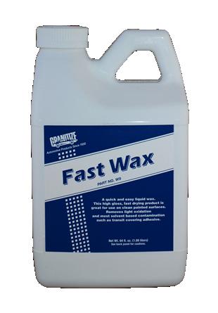 Fast Wax W9