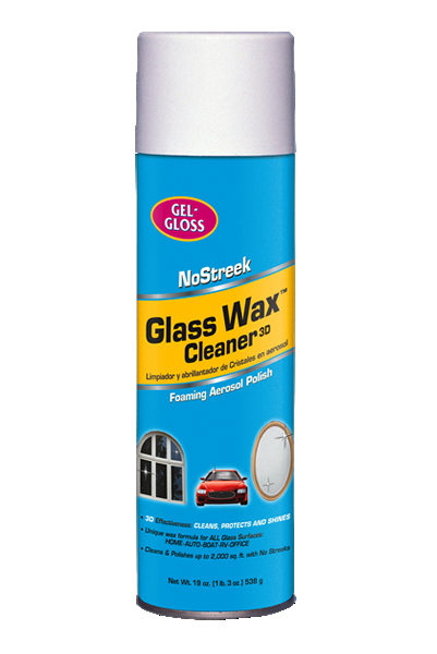 Glass Wax Glass Cleaner NS-019