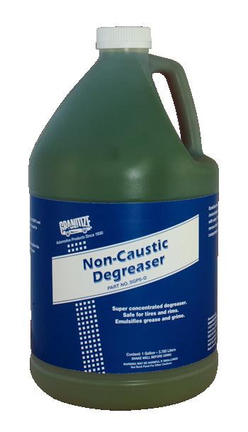 Non-Caustic Degreaser SGP5-G
