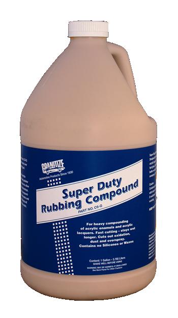 Super Duty Rubbing Comp C6-G