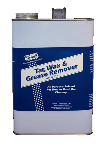 Tar and Wax Remover R1-G