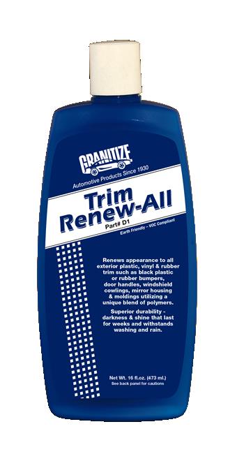 Trim Renew-All D1