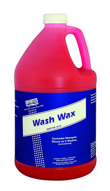 Wash Wax S3-G