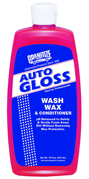 AG-316 Auto Gloss Wash Wax & Conditioner