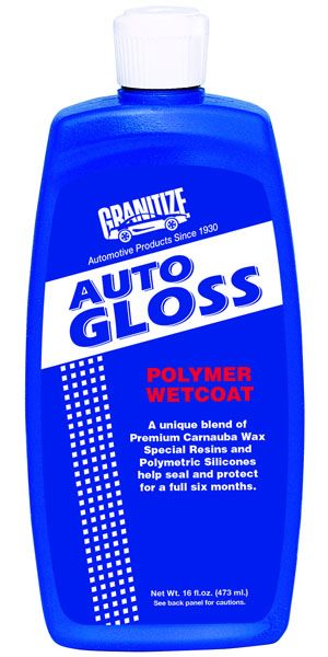 AG-716 Auto Gloss Polymer Wetcoat