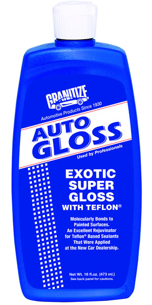 AG-916 Auto Gloss Exotic Super Gloss With Teflon®