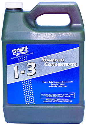 I-3 Shampoo Concentrate