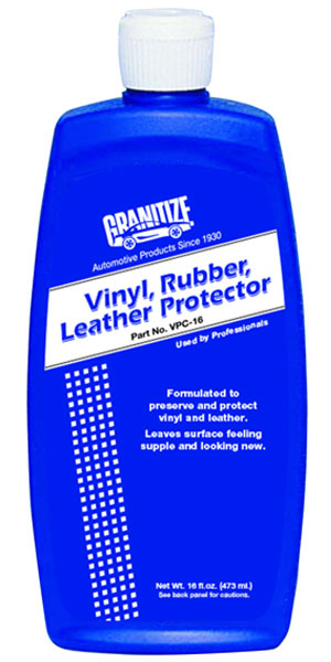 VPC-16 Vinyl, Rubber, Leather Protector